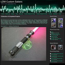 Portfolio - LDM Custom Sabers