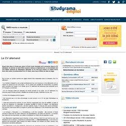 Le CV allemand - Conseils pour rédiger un CV en allemand