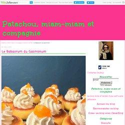 Le Babaorum du Gastronum