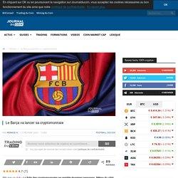 Le Barça va lancer sa cryptomonnaie