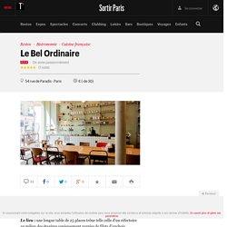 Le Bel Ordinaire 75010