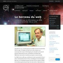 Le berceau du Web