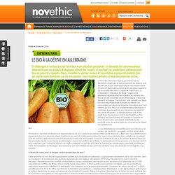 Le bio à la dérive en Allemagne - Agriculture bio - Environnement