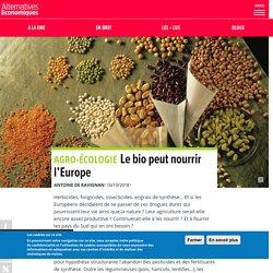 Le bio peut nourrir l'Europe