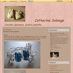 Le blog de Catherine Solange