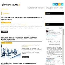Le blog de la cyber-sécurité