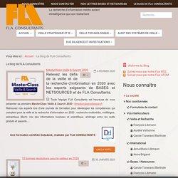 Le blog de FLA Consultants