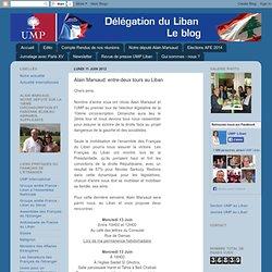Le Blog de l'UMP Liban