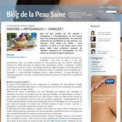 Le Blog de la peau Saine