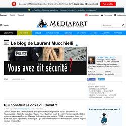 Le blog de Laurent Mucchielli