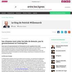 Le blog de Patrick Willemarck