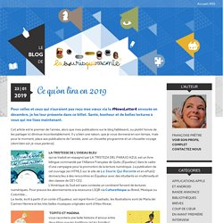 Le blog de La Souris Qui Raconte -