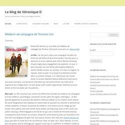 Le blog de Véronique D