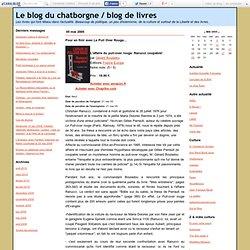 Le blog du chatborgne / blog de livres