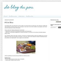 Le blog du pou: Pot de thèse