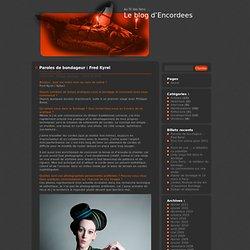 Le blog d'Encordees