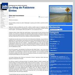 Le blog de Fabienne Sintes