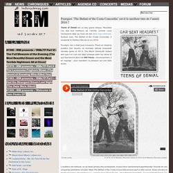 Le Blog Indie Rock Mag