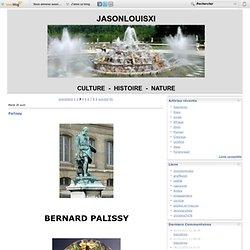Le blog de jasonlouisXI : BERBARD PALISSY