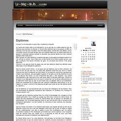 Le «blog» de Jb… 剑白的博客 » Mot d'humeur…