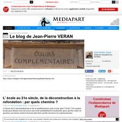 Le blog de Jean-Pierre VERAN