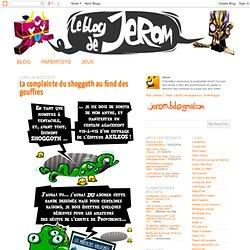 Le blog de Jerom