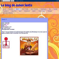 Le blog de Julien Sentis: Déclic !?