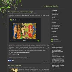 Le Blog de Melle.