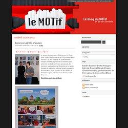 Le blog du MOTif et de ses invités