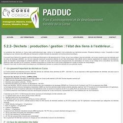Le blog du PADDUC