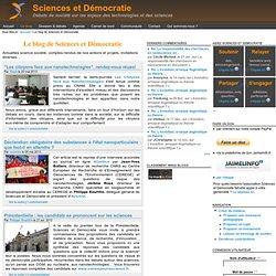 Le blog de Sciences et Démocratie