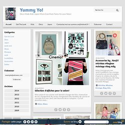 Le blog de Yummy Yo!