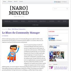 Le Blues du Community Manager