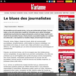 Le blues des journalistes