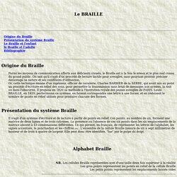 Le Braille