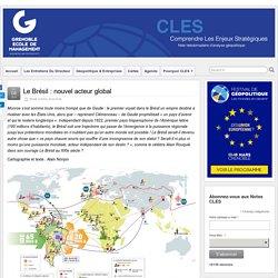 Le Brésil: nouvel acteur global