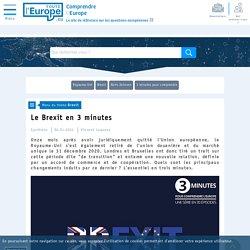 Qu'est-ce que le Brexit ? - Brexit-Toute l'Europe