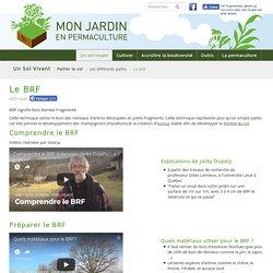 Le BRF - monjardinenpermaculture.fr