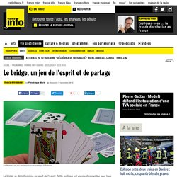 Le bridge, un jeu de l'esprit et de partage