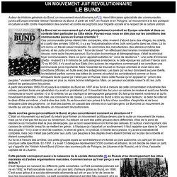 LE BUND