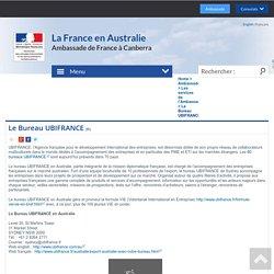 Le Bureau UBIFRANCE