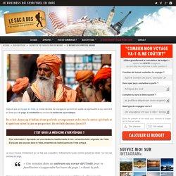 Le business du spirituel en Inde