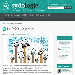 Le BYOD : Kesako