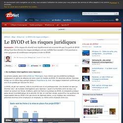 Le BYOD et les risques juridiques