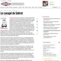 Le canapé de Sdérot