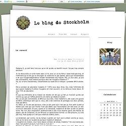 Pourquoi un blog (conversations entre pairs et partage d'expérience)