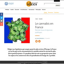 Le cannabis en France
