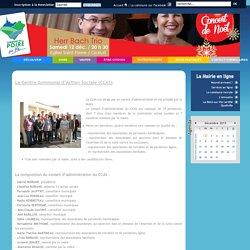 Le CCAS 2015-2020 - Le Poiré-sur-Vie