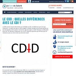 Le CDD : quelles différences avec le CDI ?