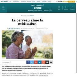 Le cerveau aime la méditation